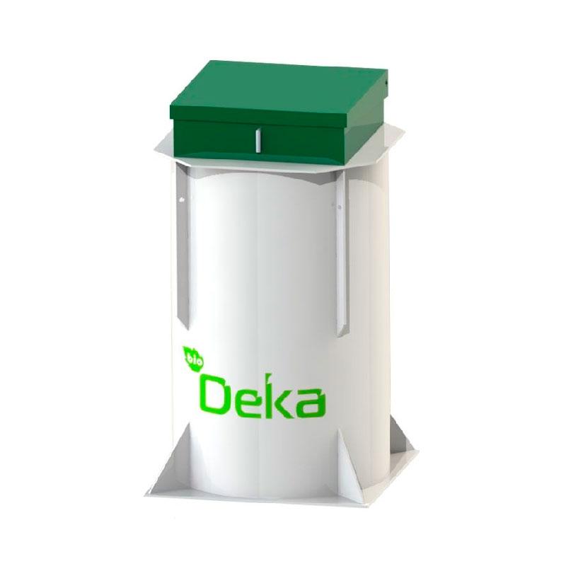 Септик Биодека Biodeka 8 купить в СПб и ЛО
